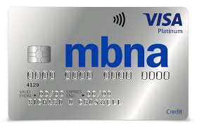 Sle Of Credit Card Statement by Credit Cards Apply For A Credit Card Mbna