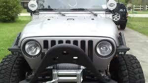 2000 jeep bumpers my 2000 jeep wrangler tj
