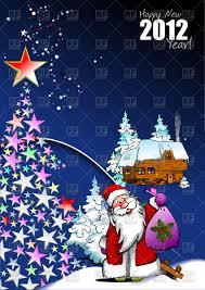 christmas card house christmas lights decoration