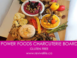 power foods charcuterie board revivelife clinic