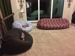 Cheap Oversized Bean Bag Chairs Bean Bag Sofa Bed 8 Steps With Pictures