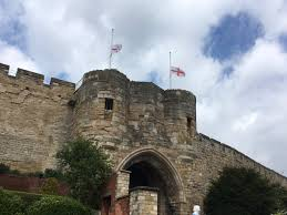 Fly Flag At Half Mast Flags Fly At Half Mast Across Region After Manchester Attack
