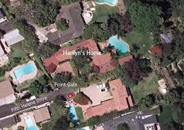 marilyn monroe house address marilyn monroe s last home house crazy