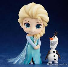 2015 cute lovely version frozen dancing elsa dolls 3