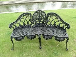 Black Iron Patio Chairs Black Metal Garden Chairs U2013 Exhort Me