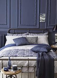 chambre gris et bleu la fabrique à déco peindre la chambre en noir ou en gris