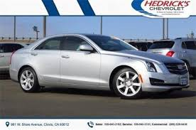 used ats cadillac for sale used cadillac ats for sale in fresno ca edmunds