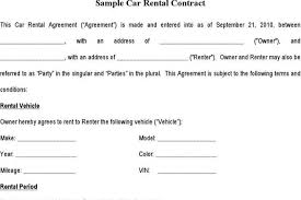 rent contract templates house rent contract house rent contract 5