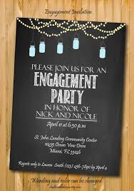 Engagement Invitation Cards Engagement Invitation Engagement Party Invitation Custom