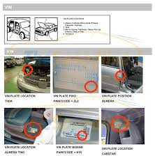 nissan touch up paint color code nah force red thespeedline