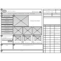website wireframe examples