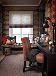 Ski Lodge Interior Design Stockholm Vitt Interior Design Chic Ski Lodge Log Home
