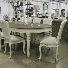 French Provincial Dining Room Set Lauren French Provincial Double Rattan Back Dining Chair Natural