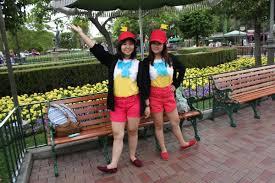 Tweedle Dee And Tweedle Dum Costumes Magical Disney Halloween Costume Ideas Design Dazzle