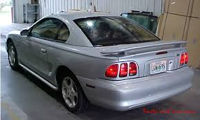 98 ford mustang for sale fast cool cars classifieds cars and parts for sale