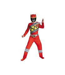 power rangers dino charge red ranger boys costume superhero costume