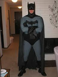 batman comic costume