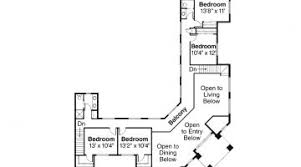 pool house plans with bedroom fascinating bedroom house plans pool guest house plans pool and