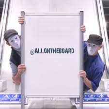 all on the board allontheboard