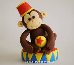 monkey cake topper 560 best monkey cakes images on monkey cakes animal