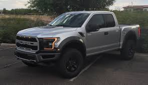 new 2018 ford raptor color options add offroad