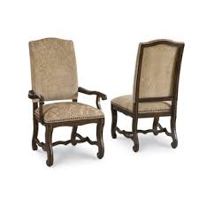 Brown Arm Chairs Design Ideas Chair Design Ideas Vintage Upholstered Dining Arm Chairs