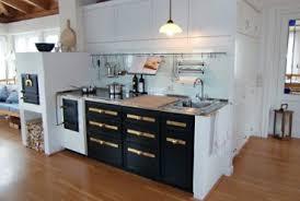 holzherd küche best holzofen für küche contemporary home design ideas