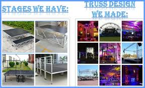 Used Stage Curtains For Sale Wedding Stage Used Stage Curtains For Sale Event Stage Rental