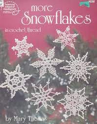 70 best crochet christmas ornaments snowflakes images on