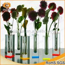 Vase Stands Luxury Acrylic Lucite Flower Vase Flower Vase Stands Magnetic