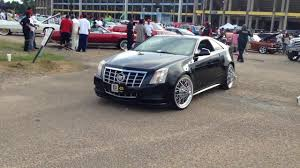 cadillac cts white wall tires hotcarstv capital city carshow rollout 02