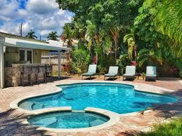 dutch west indies estate tropical exterior miami waterfront 5 bedroom tropical oasis close t vrbo