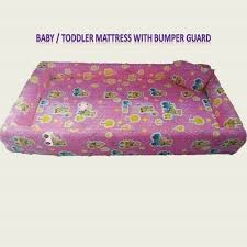 Is A Toddler Mattress The Same As A Crib Mattress Qoo10 Bumper Guard Bed Baby Maternity