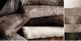 fur throws for sofas faux fur throw rh