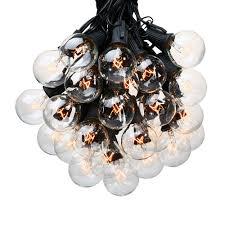 aliexpress com buy holigoo patio lights g40 globe christmas
