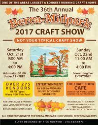 berea midpark craft show