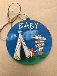 Custom Baby Ornaments Wedding Ornaments Personalized Custom Wedding Ornament