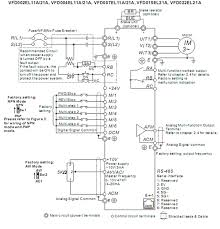 delta inverter vfd drive vfd022el21a 1phase 220v 2 2kw 3hp 0 1