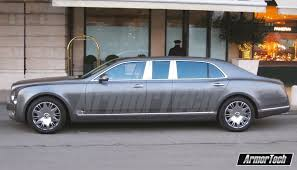 bentley mulsanne 2011 pictures information bentley mulsanne gets stretched and armored automotorblog