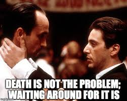 Godfather Meme - godfather fredo michael kiss of death latest memes imgflip