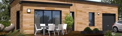 extension maison contemporaine extension maison ossature bois toit plat à la teste de buch