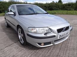 used volvo s60 petrol for sale motors co uk