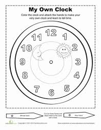 ideas of make your own time worksheets about letter template
