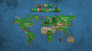 Map Of Skyrim Super Mario World Map Of Skyrim X And Roundtripticket Me