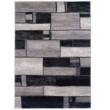 Charcoal Gray Area Rug Modern Contemporary Saguaro Charcoal Gray Area Rug Allmodern