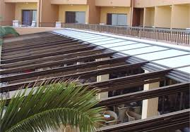glass roofing systems retractable roof pergola motorized