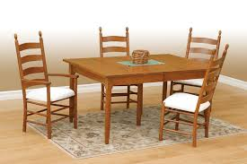 Shaker Dining Room Set Shaker Dining Room Chairs Designs Home Decor