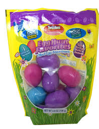 brachs bunny basket eggs easter egg hunt eggs filled with candy 12 count twizzler jollyrancher 27 jpg