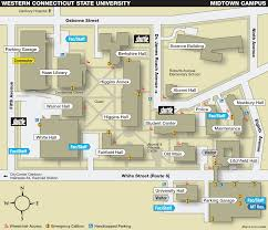 Arizona State University Campus Map by Wcsu Midtown Parking Map