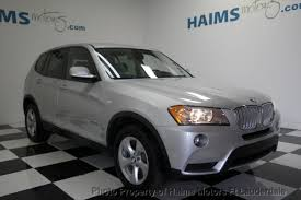 2012 bmw suv 2012 used bmw x3 28i at haims motors serving fort lauderdale